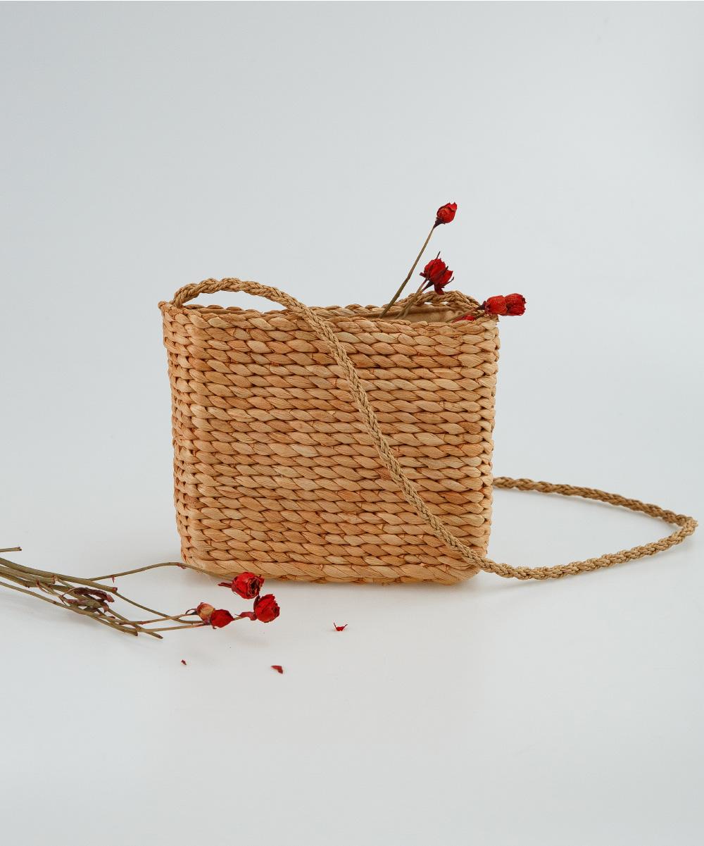 square paper bag