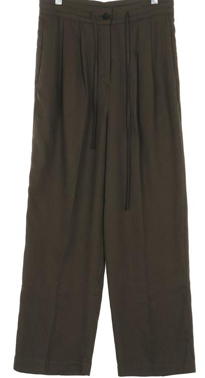 TENCEL wide pants