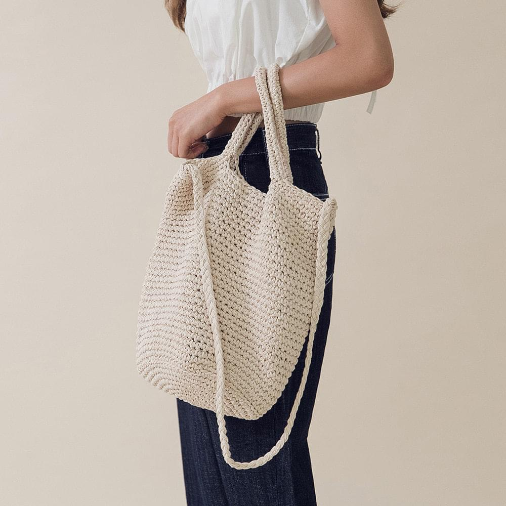 Sedan Knit Bag