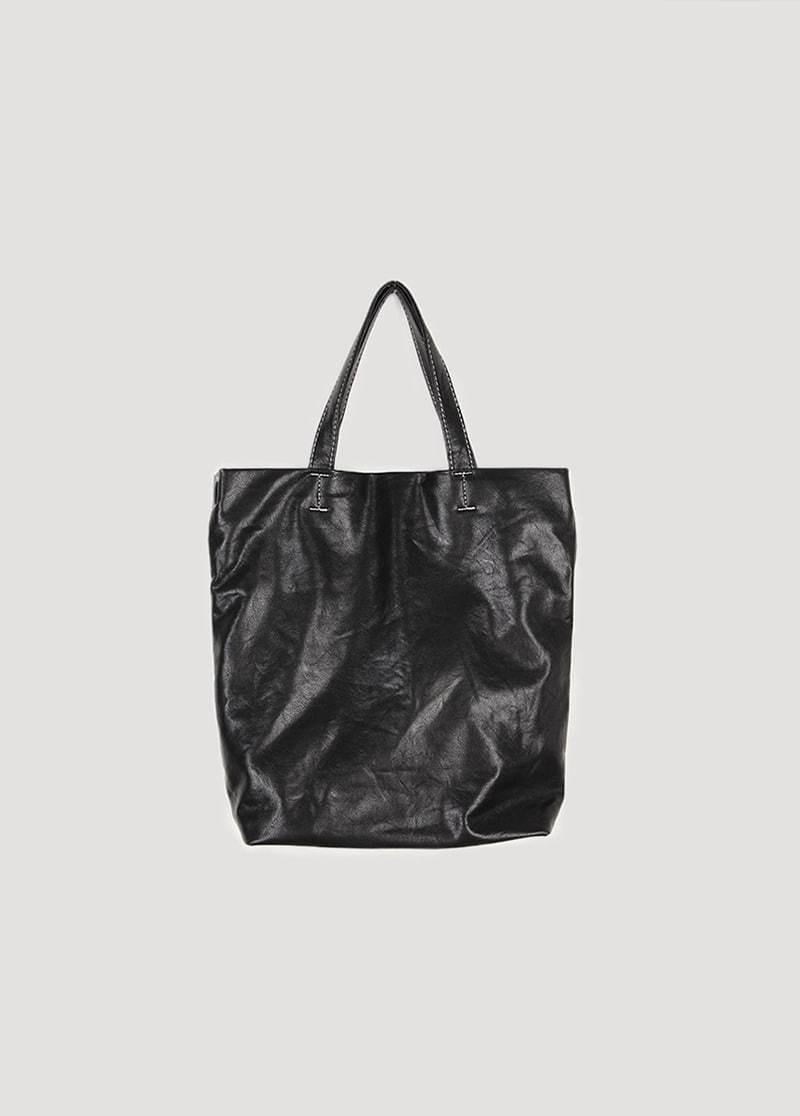 Modern Square Leather Bag