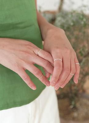 6 set rings