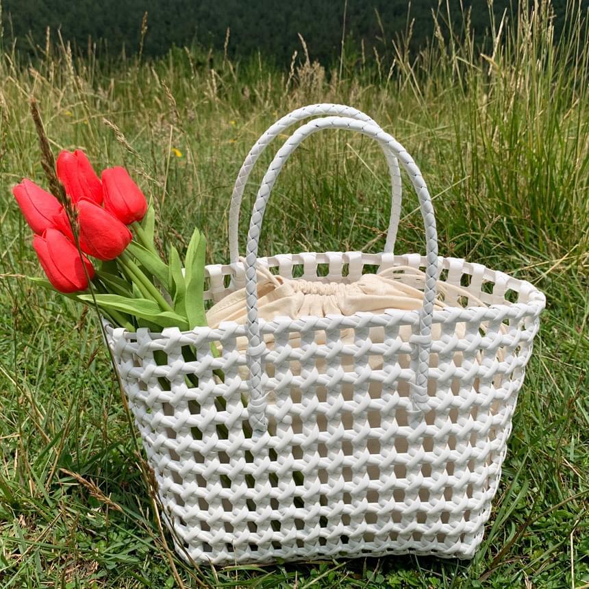 Fun Basket Bag