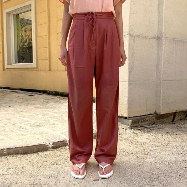 Momo string pants