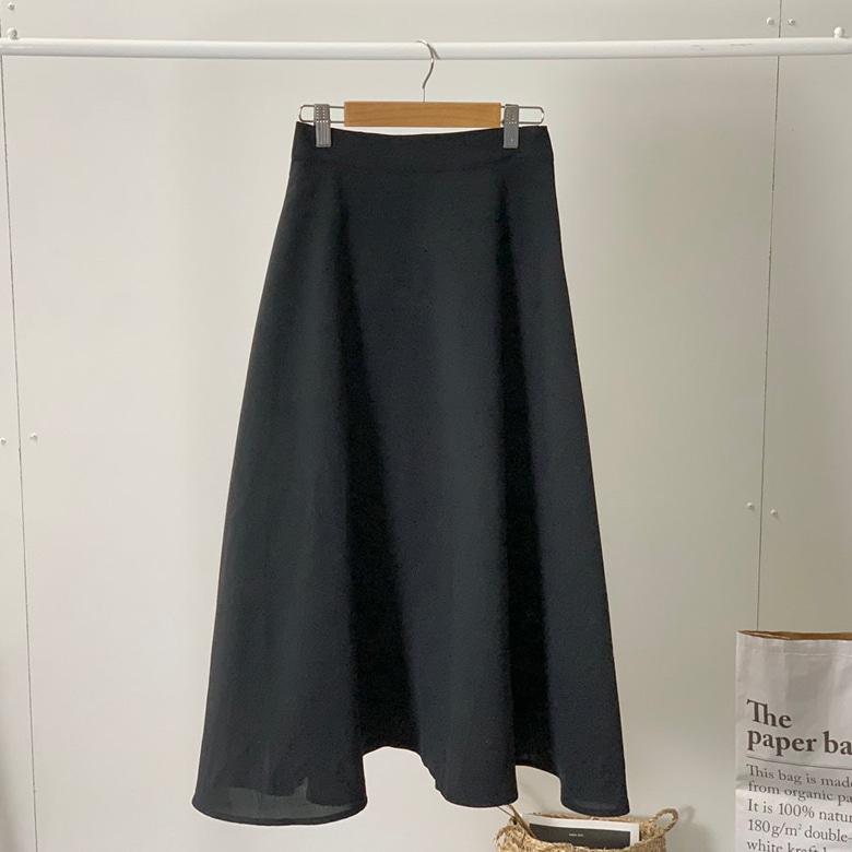 Alpha pastel long skirt