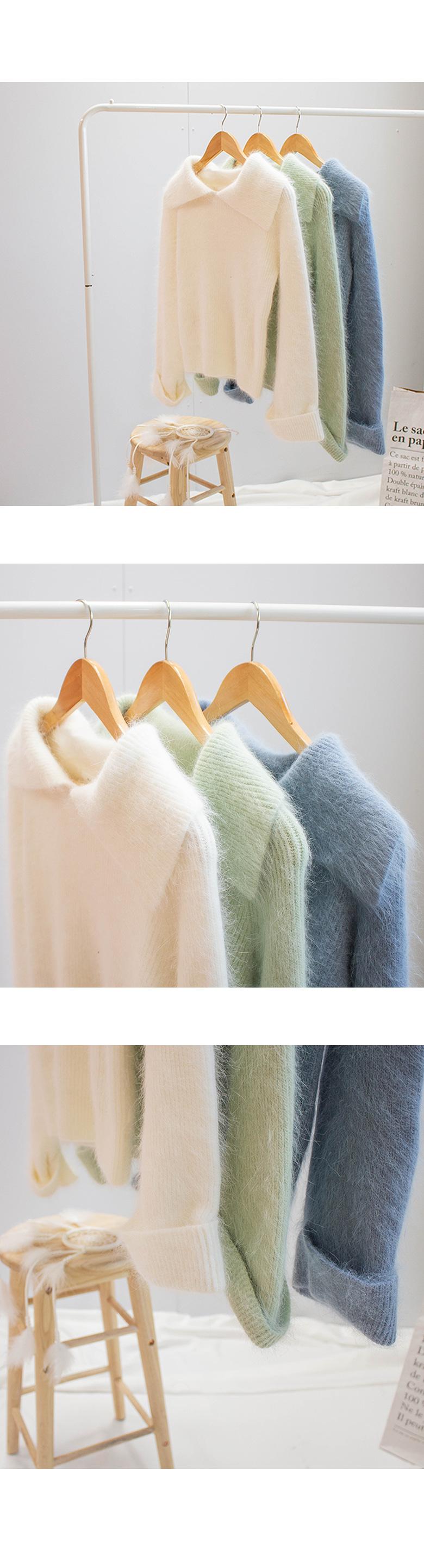 Selkara Angora Knit