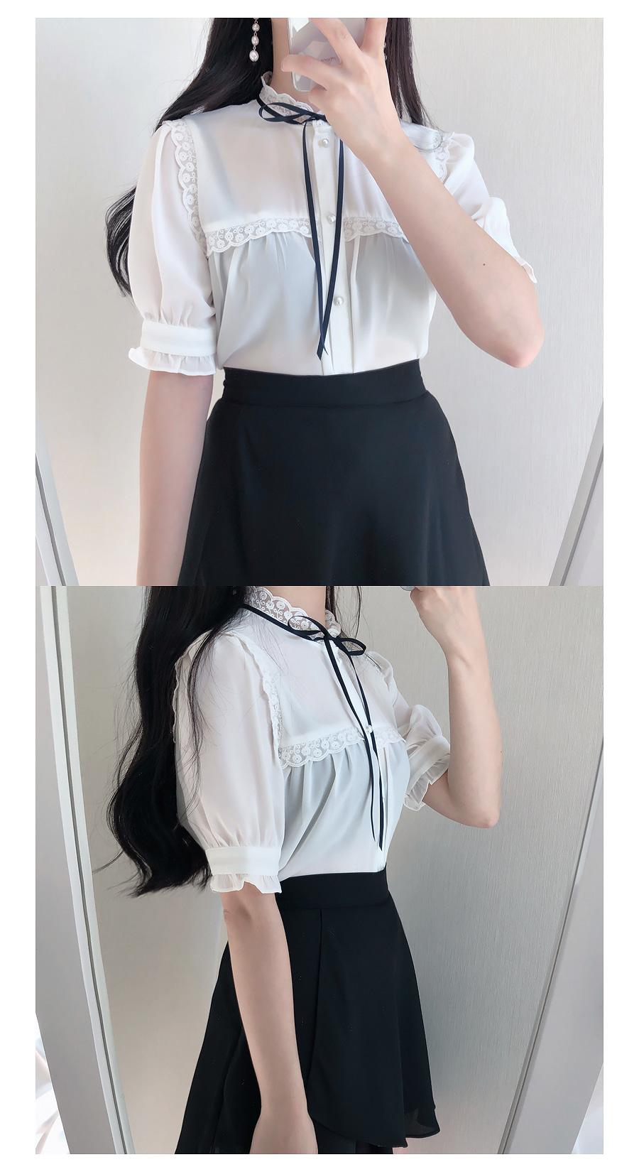 Sweet lap skirt