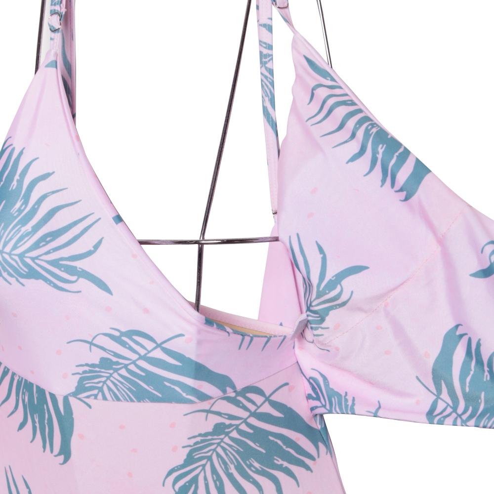 Palm tree monokino