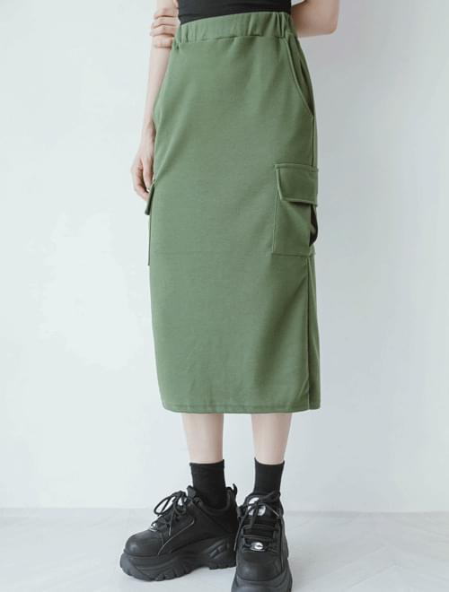 Jogger Long Skirt