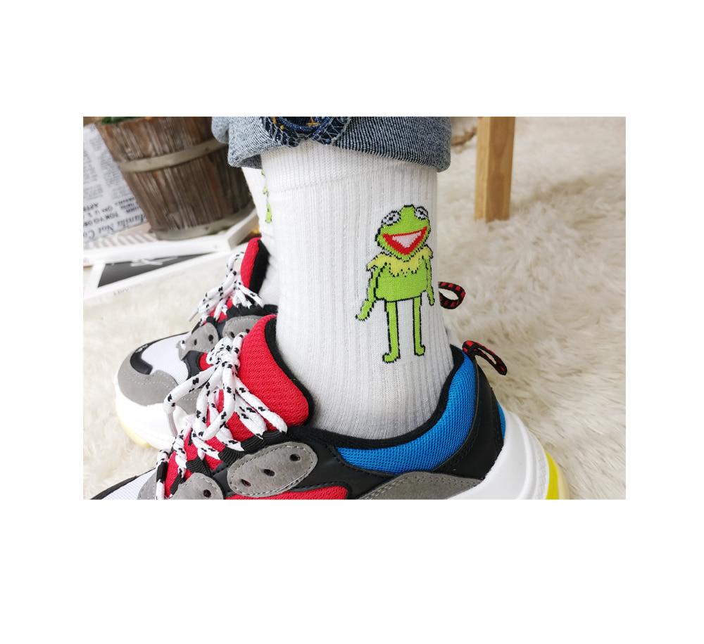 Kiyomi character socks
