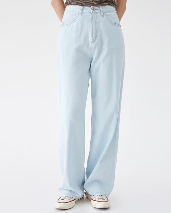 ocean wide long pants (s, m)