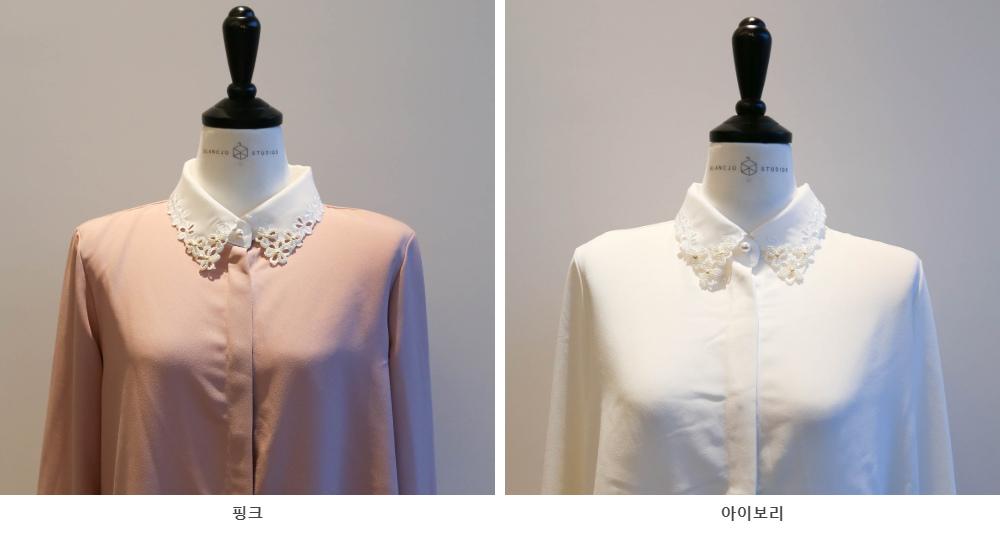 Vizkara point blouse _BL02967