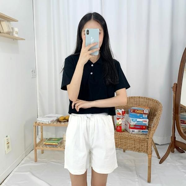 Merling Cotton 4 Piece Short P