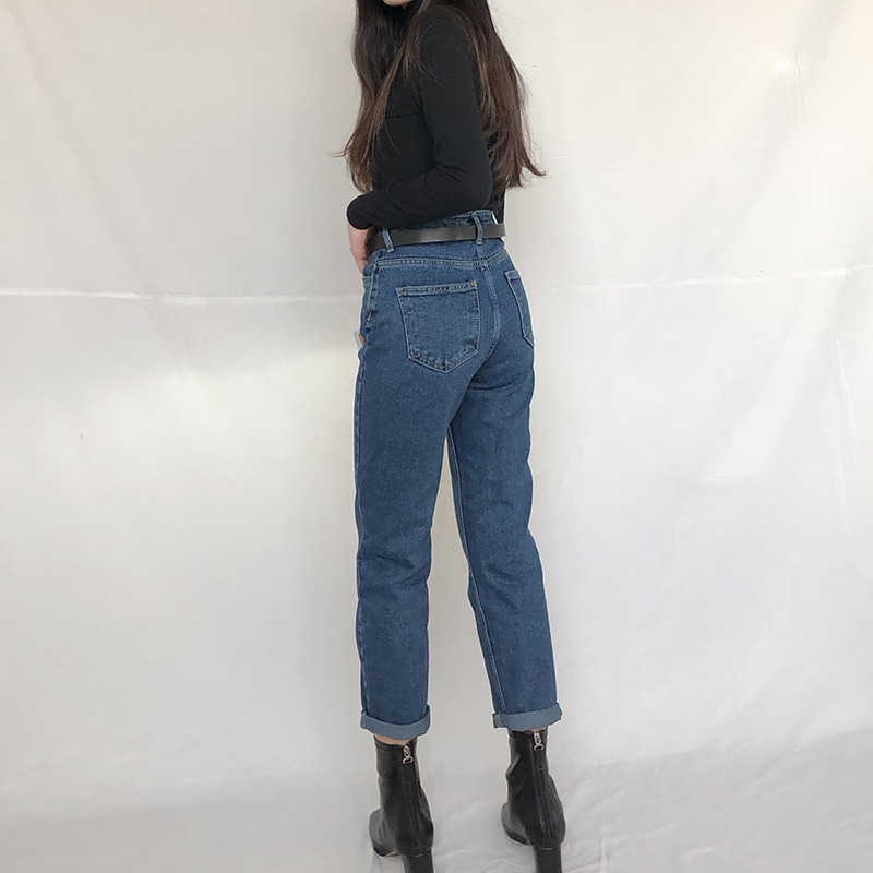 Jinchong Date Denim Pants