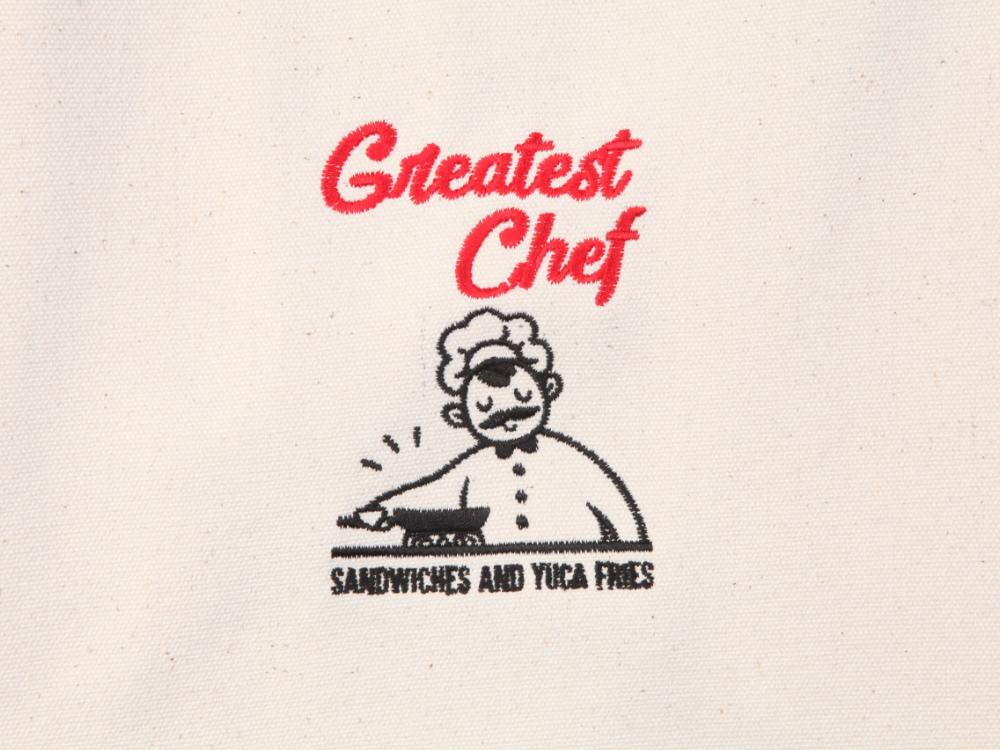 Chef's chef eco bag