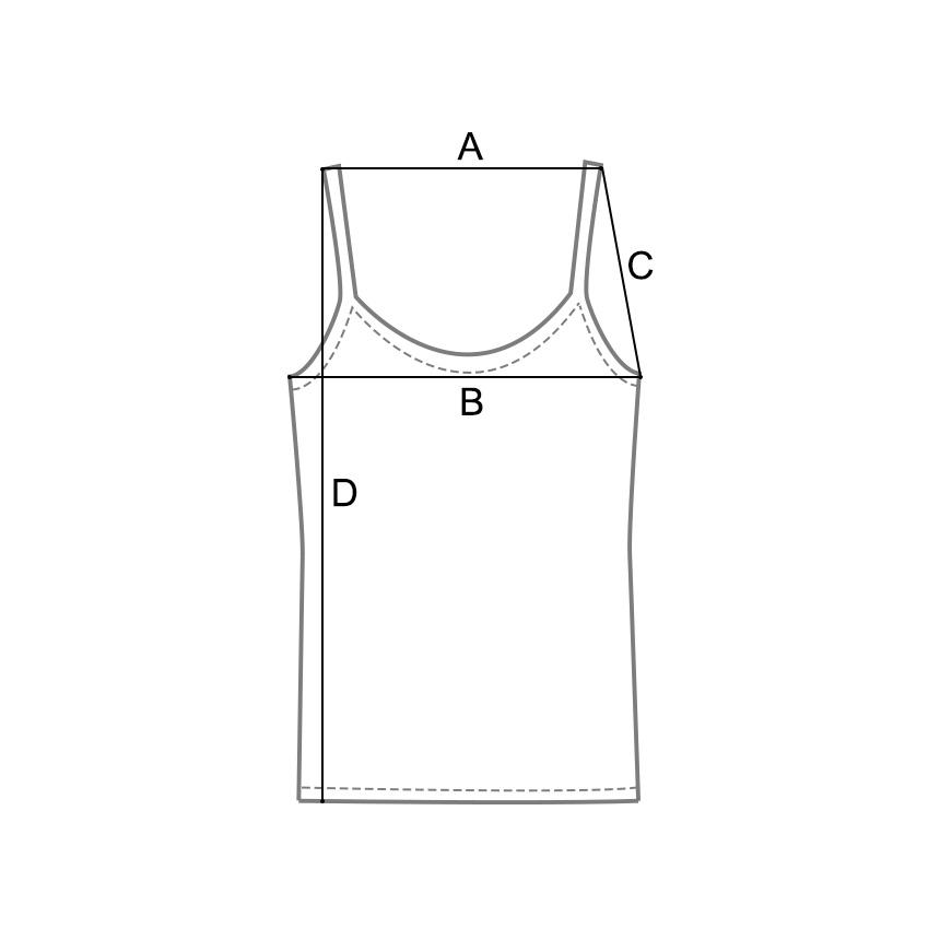 Line Color Crop Sleeves