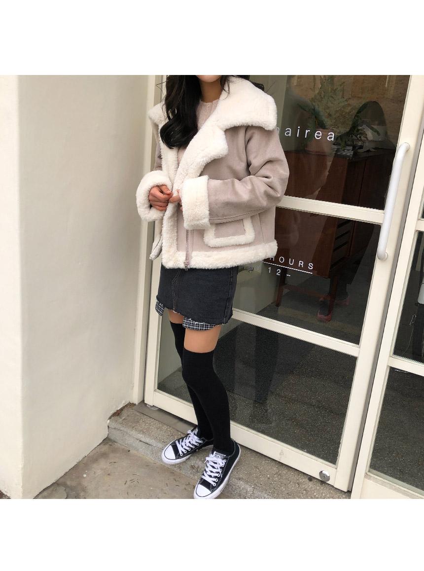 Oz Wei Pocket Skirt