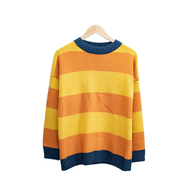 Huyi color scheme Tangara knit