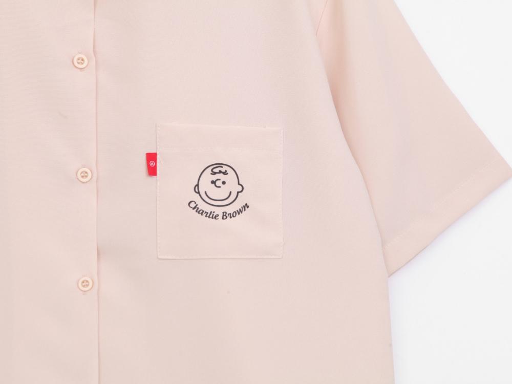 Smile Pocket Short Sleeve NB