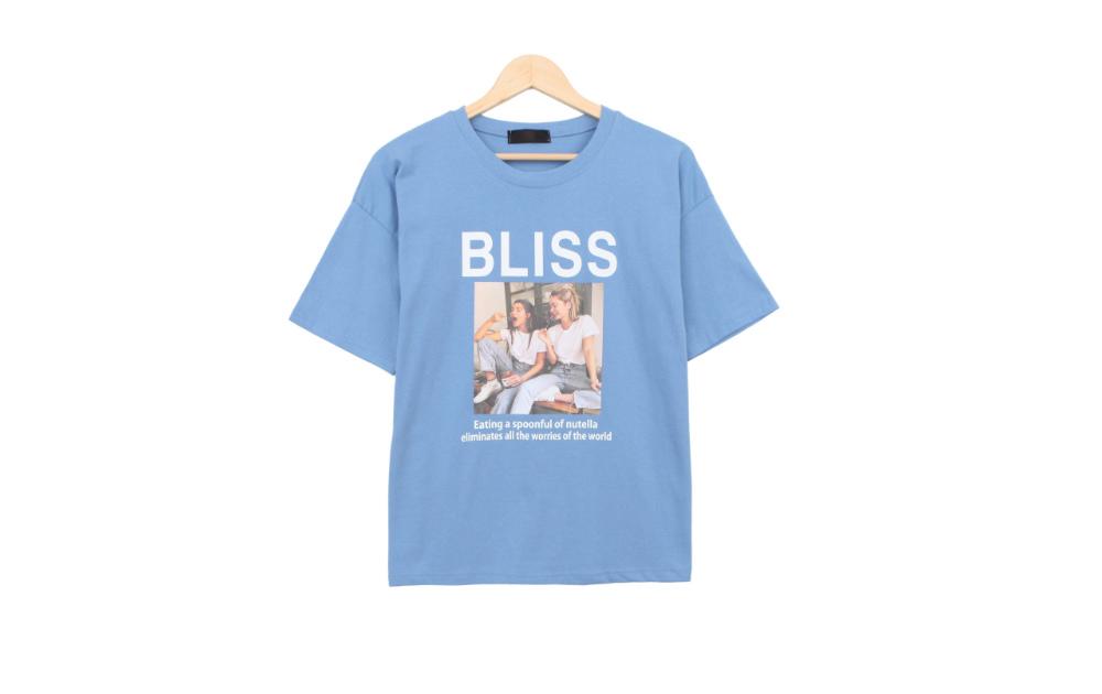 Bliss Short sleeve T