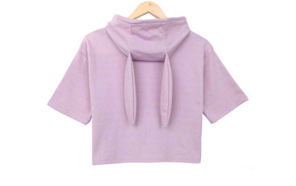 Carat Short Sleeve Hooded Tee