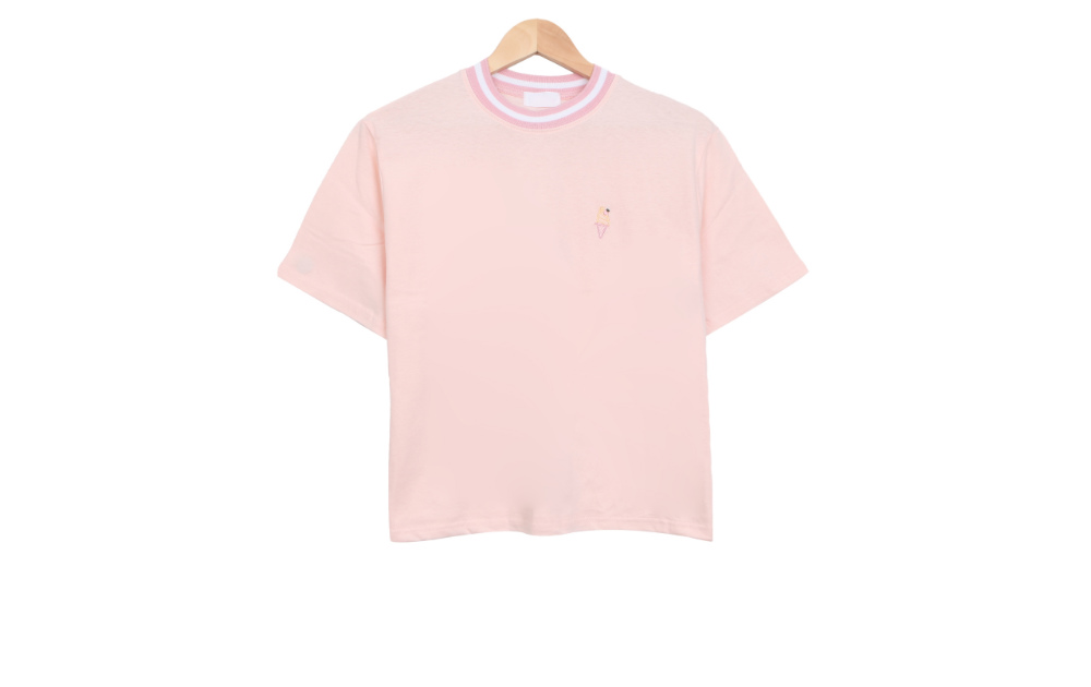 Ice Strawberry Short Sleeve T