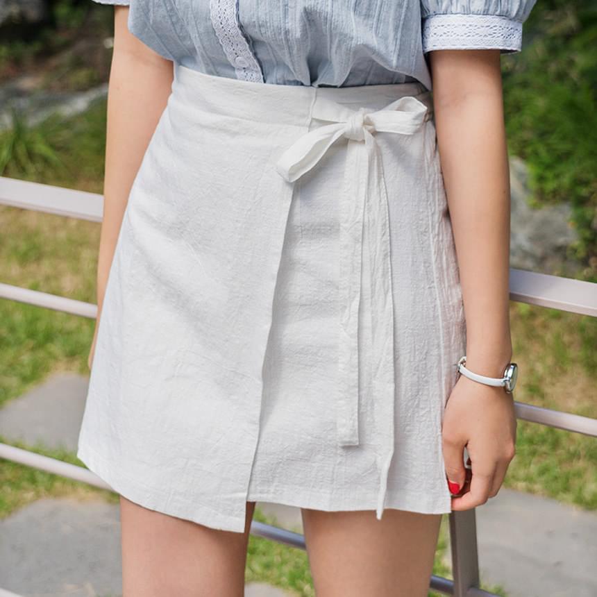 Summer Strap Skirt