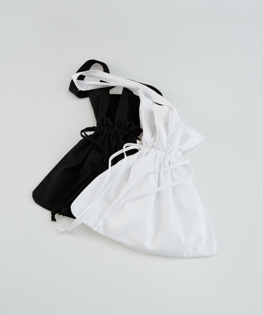 basic string cotton bag