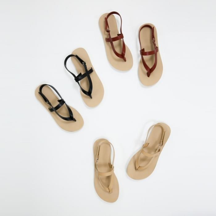 Light Beach Sandals