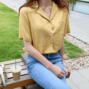 Must-wear short-sleeved shirt