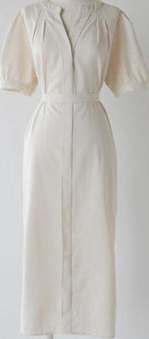 Linen Heavy Ning Long Dress