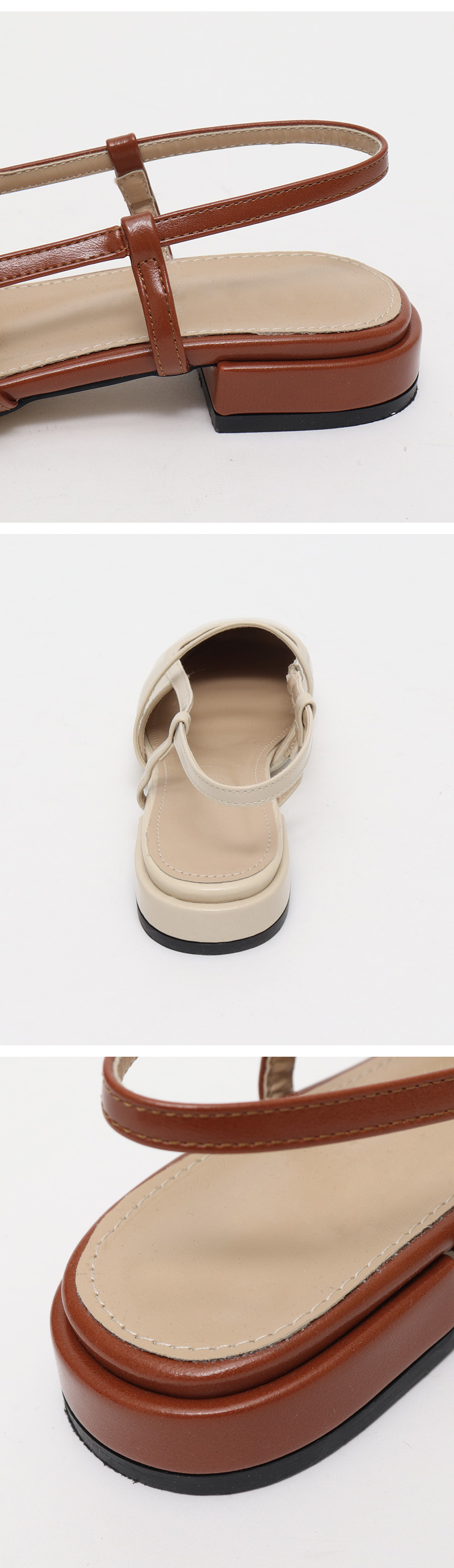 Ivy round flat-shoes_J