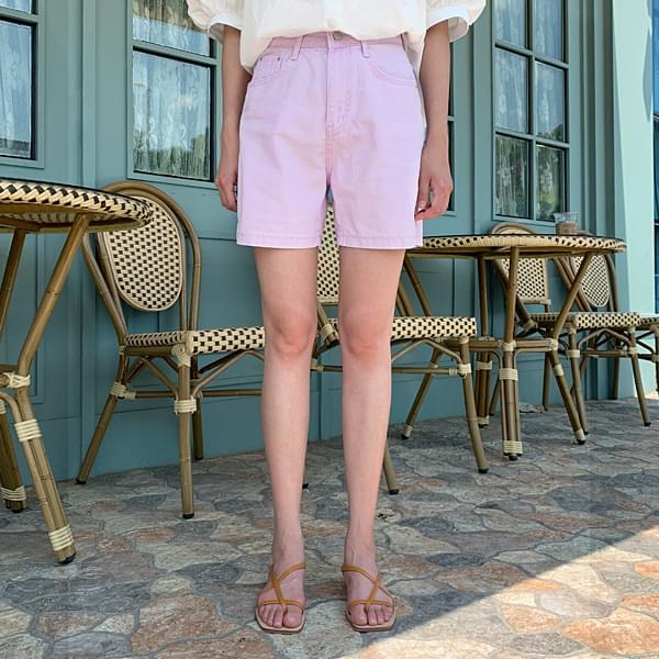 Colorful Half Pants