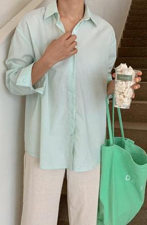 Cool Cotton Basic Shirt