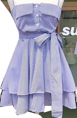 Planning items, orders ♥ Check Summer Mini Dress