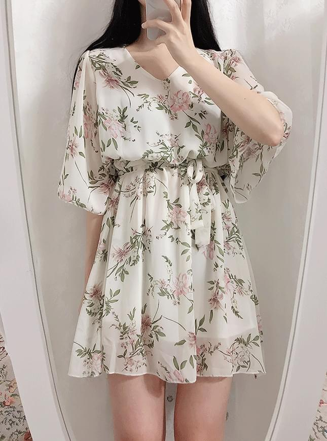 ♥ Blossom Flower Dress