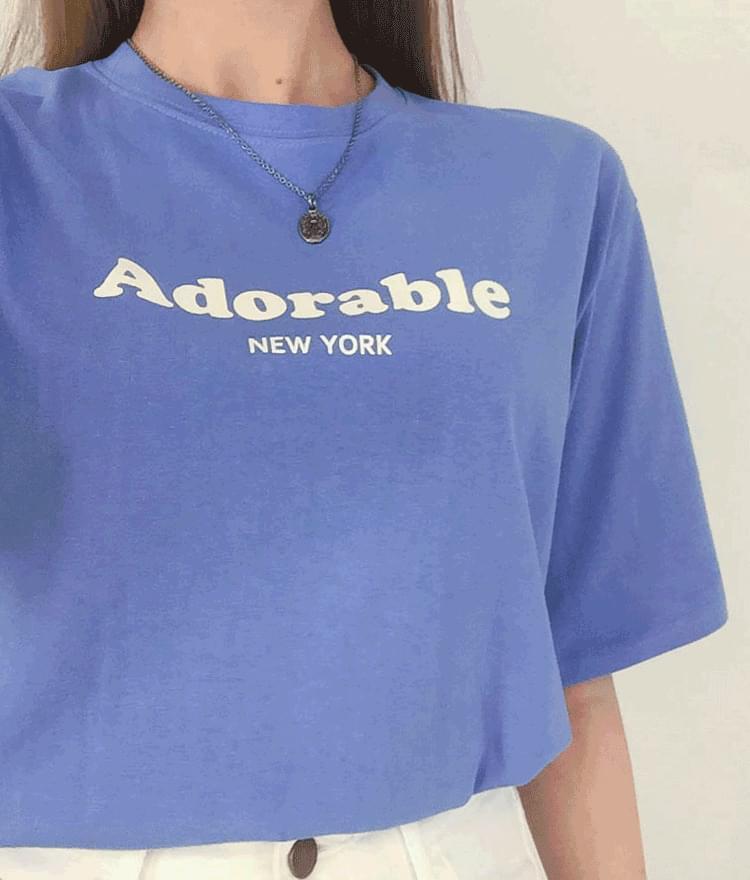 Pastel Adoreble Short Sleeve Polo Shirt