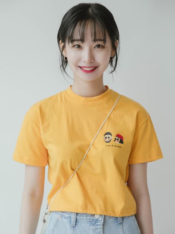 Leon Crop T-shirt