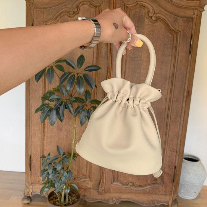 Two Way Mini Bucket Bag