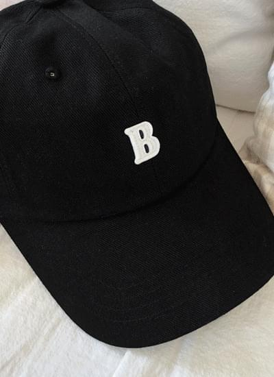 Tenjin lettering embroidery ball cap
