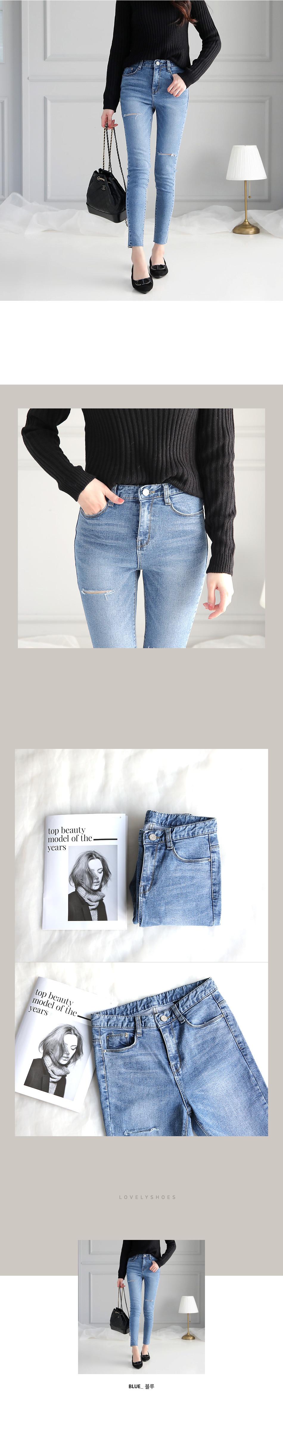 Dorens skinny denim pants