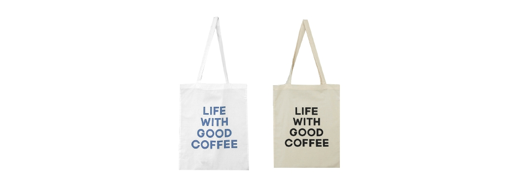 Coffee eco bag