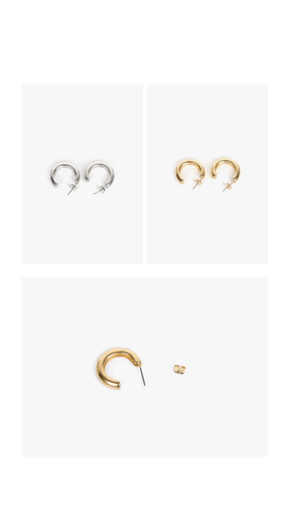 say bold earring