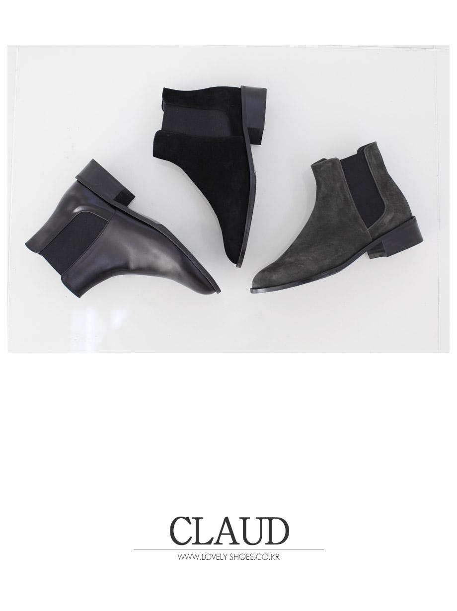 Cloud Chelsea Boots 3.5cm
