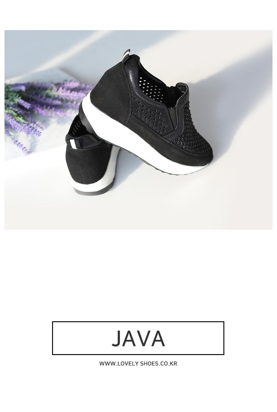 Java punching key height slip-on 6.5cm39,900 -> 34,900 won