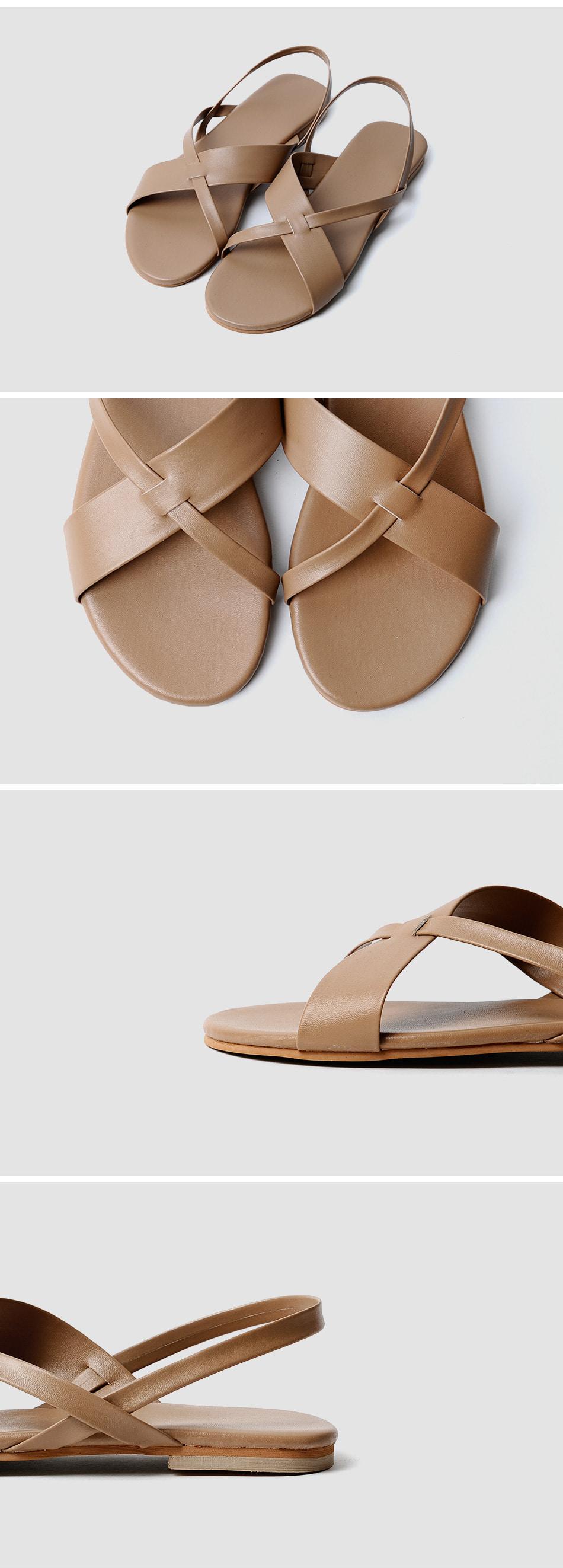 Verdi Slingback Sandals 1cm