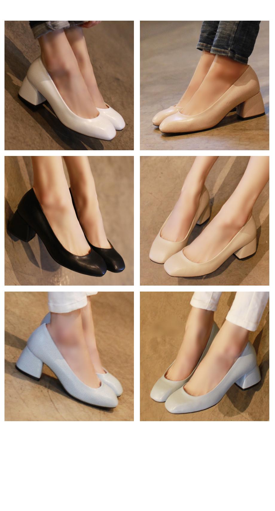 Chandila mid-heel pumps 5cm