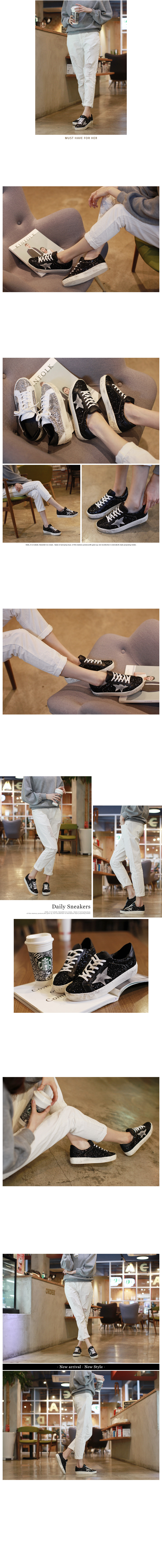 Leness sneakers 3cm