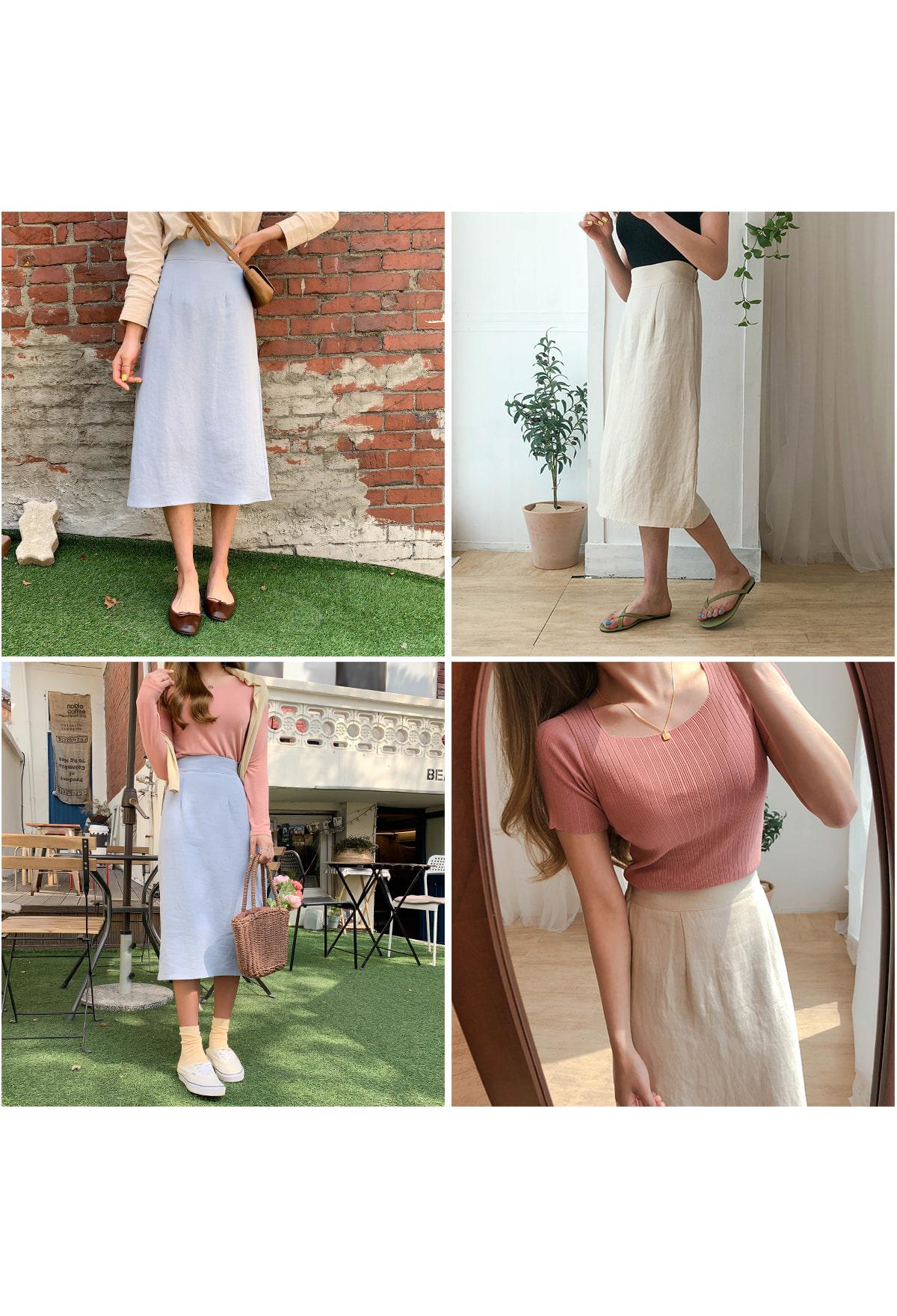 Tweezerman Midi Skirt