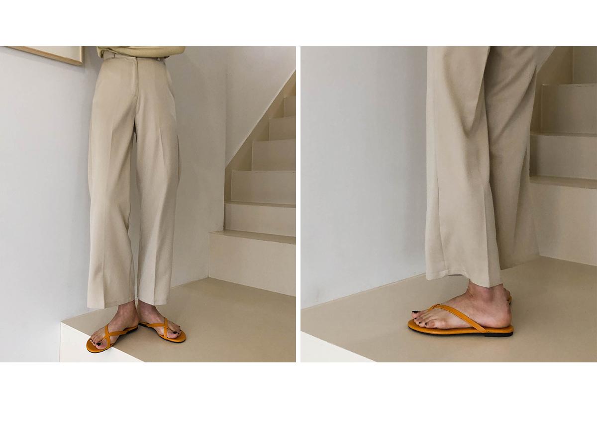 Simple Aero Slippers