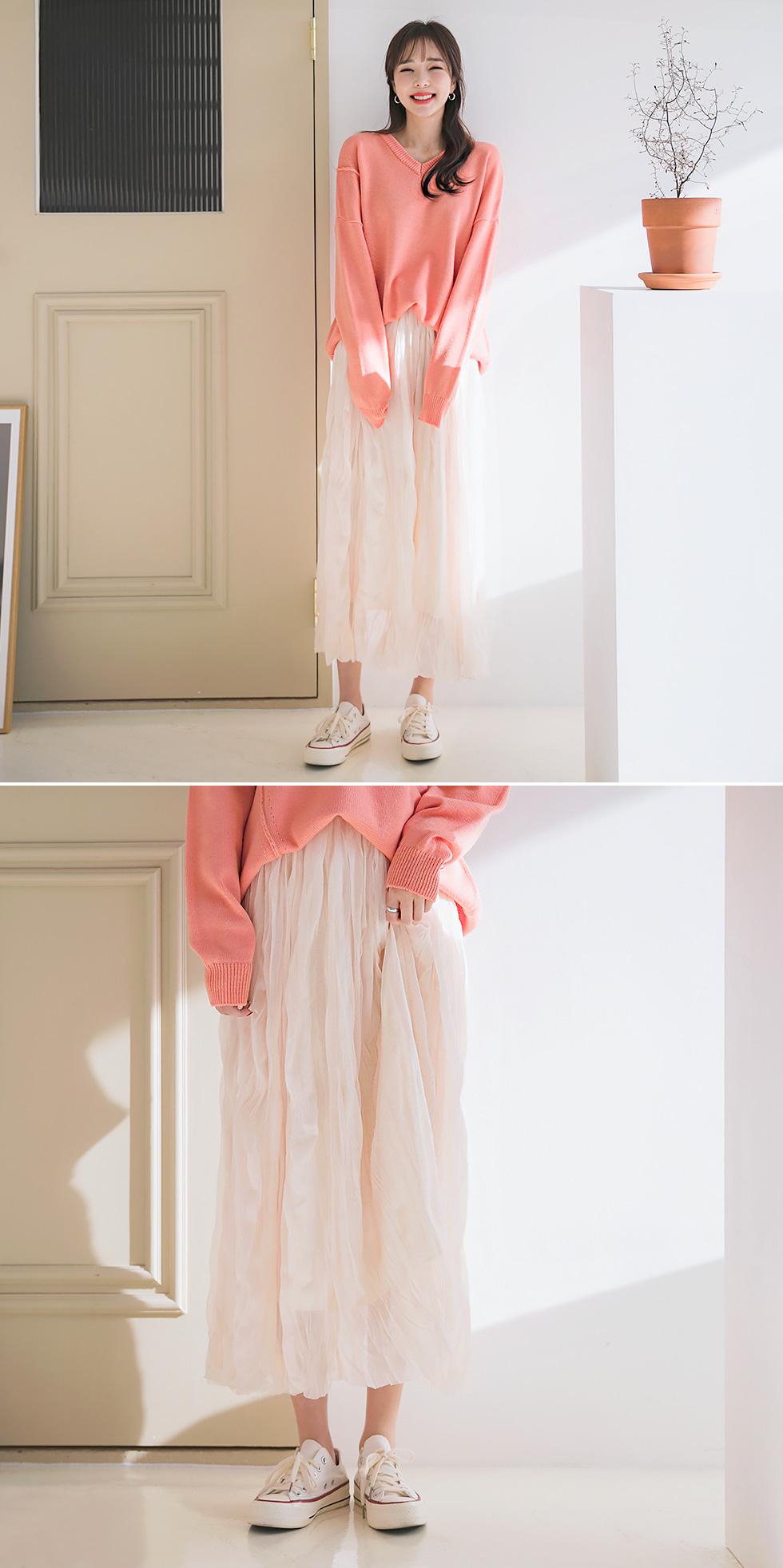 Shagglumming skirt